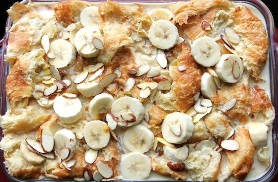 bananacrossiantpudding