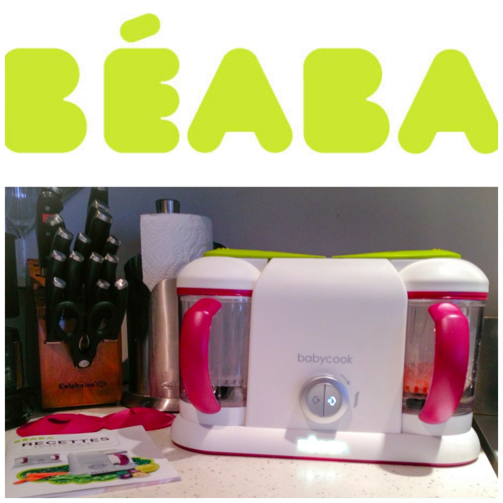 beabausa Babycook homemade baby food
