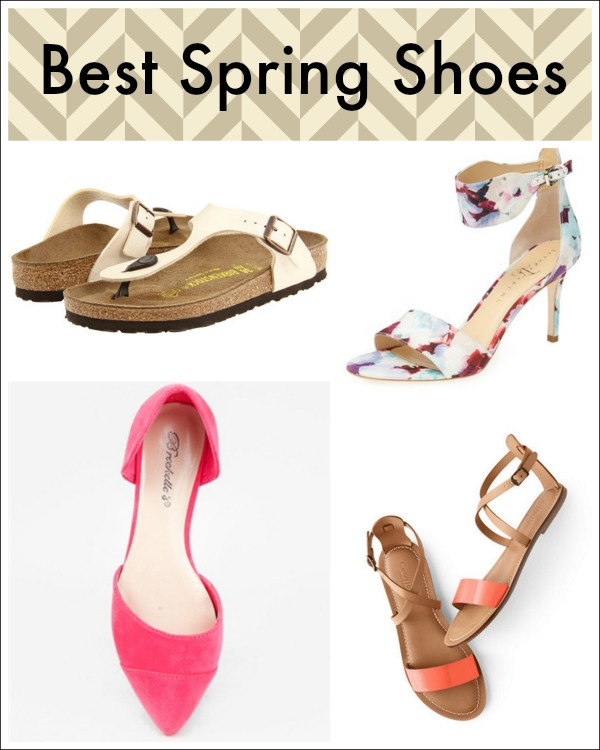 best-spring-shoes