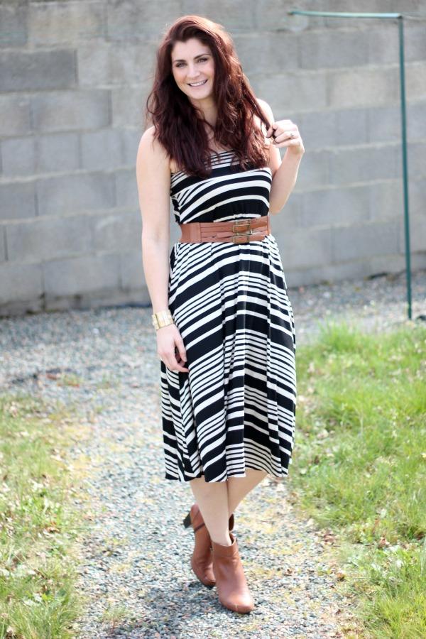 maxi skirt as a dress