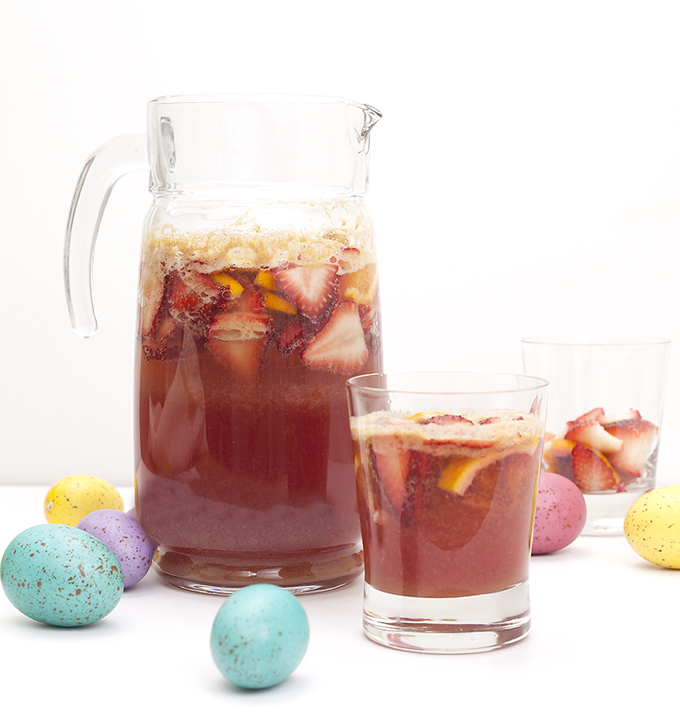 kid-friendly easter punch recipe