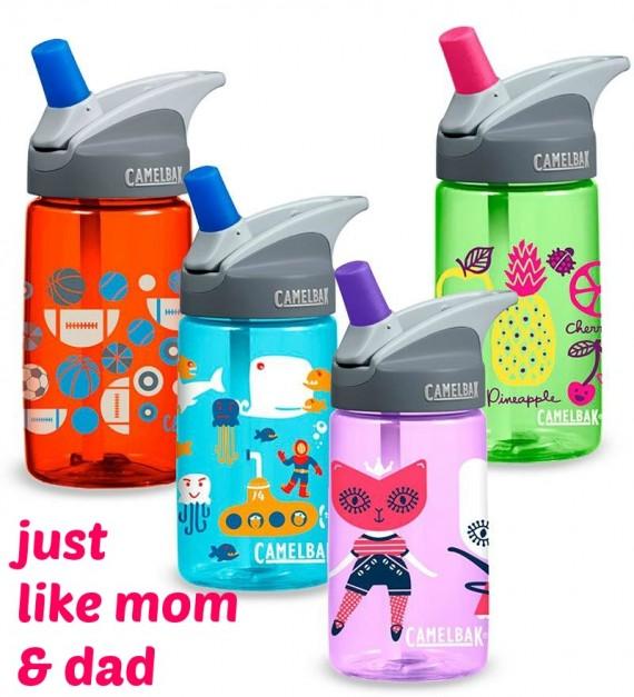 kids' water bottles