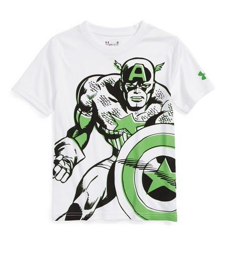 Captain America T-Shirt for boys