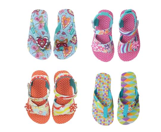 Chooze Girls Sandals