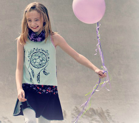 Clothing Lines for Kids: City Kid