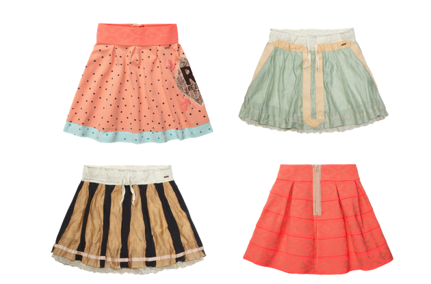 Scotch and Soda Skirts for Girls