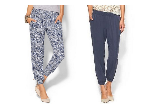 Slouchy Pants for Summer