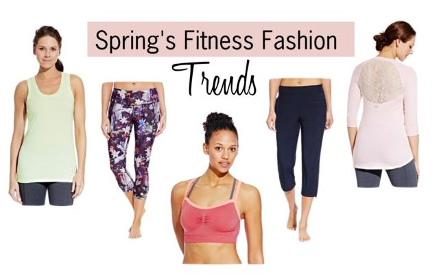 Springs Fitness Fashion Trends CALIA