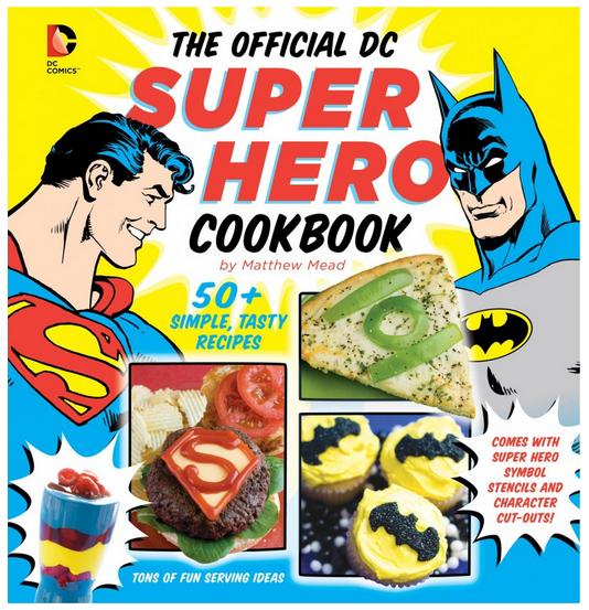 Superhero Cookbook