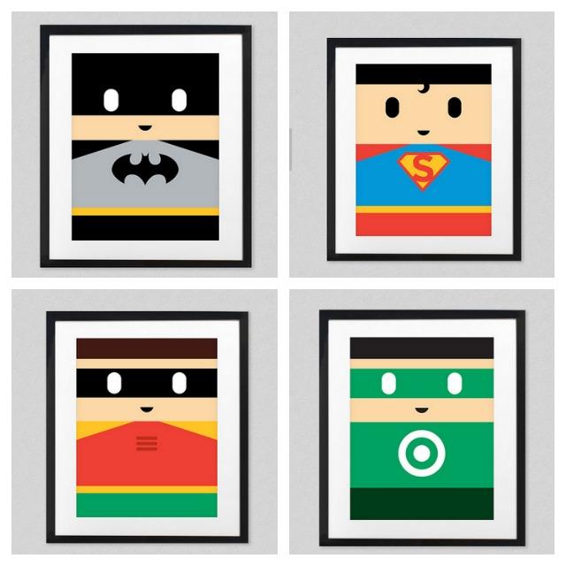 SuperheroPrints
