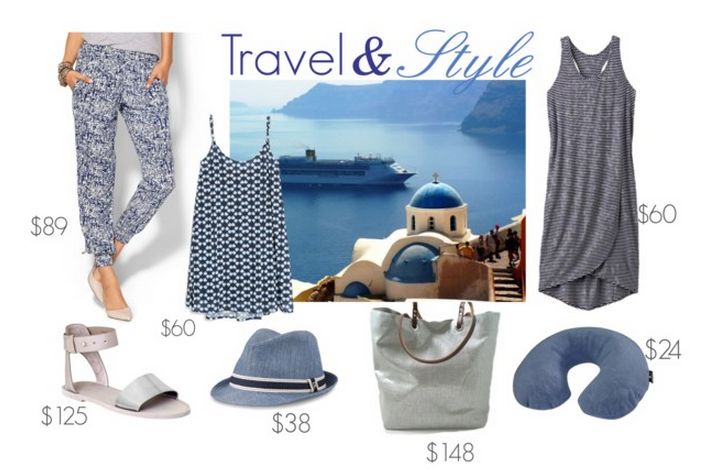 TravelStyle Take Me to Greece