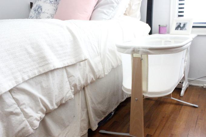 babybjorn bed cradle