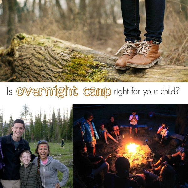 is overnight camp right for your child | savvy sassy moms
