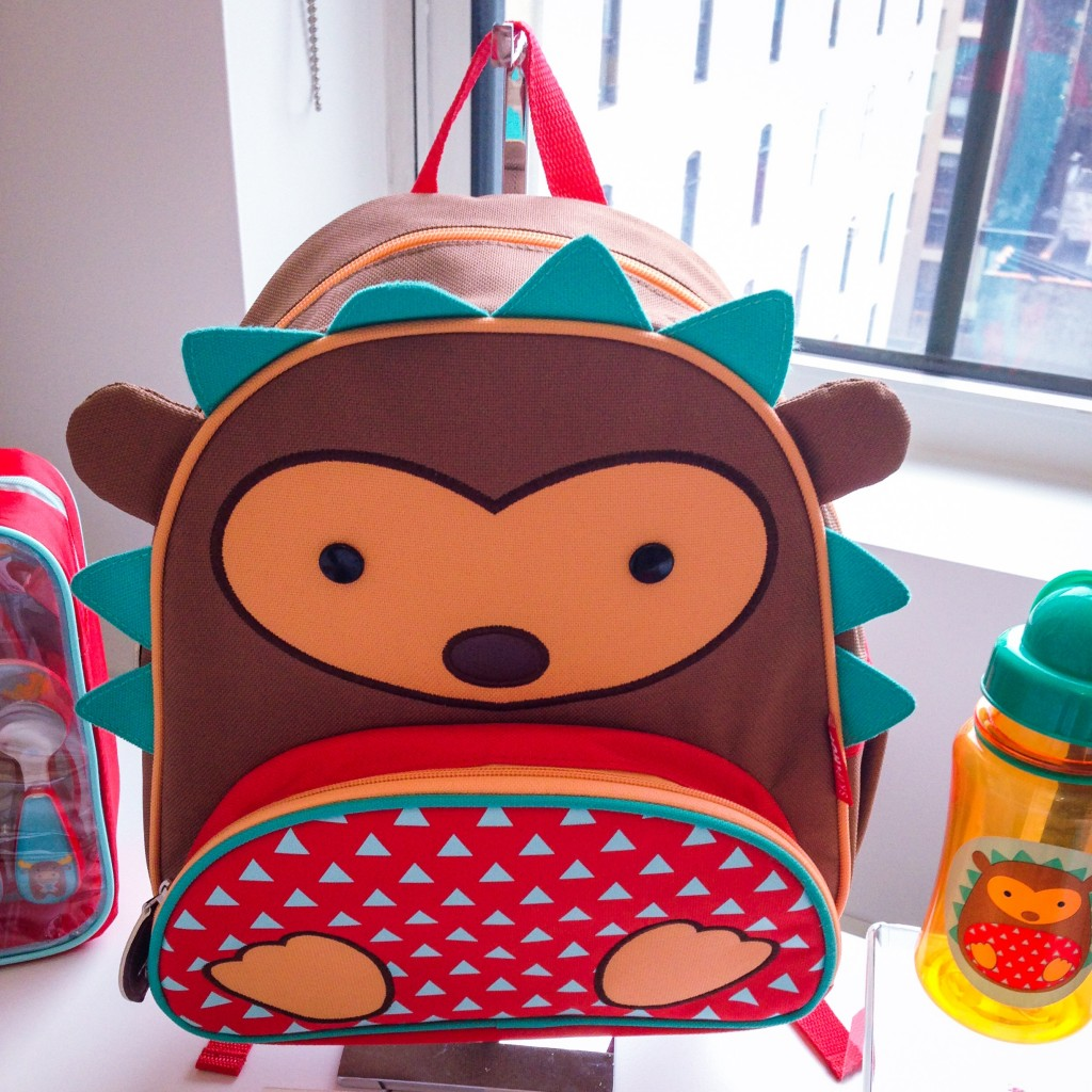New Hedgehog Backpack Skip Hop