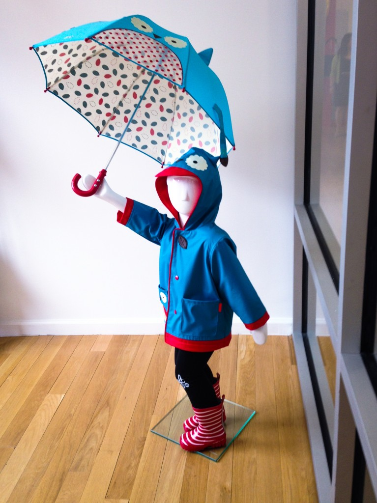 New Product Owl umbrella skip hop