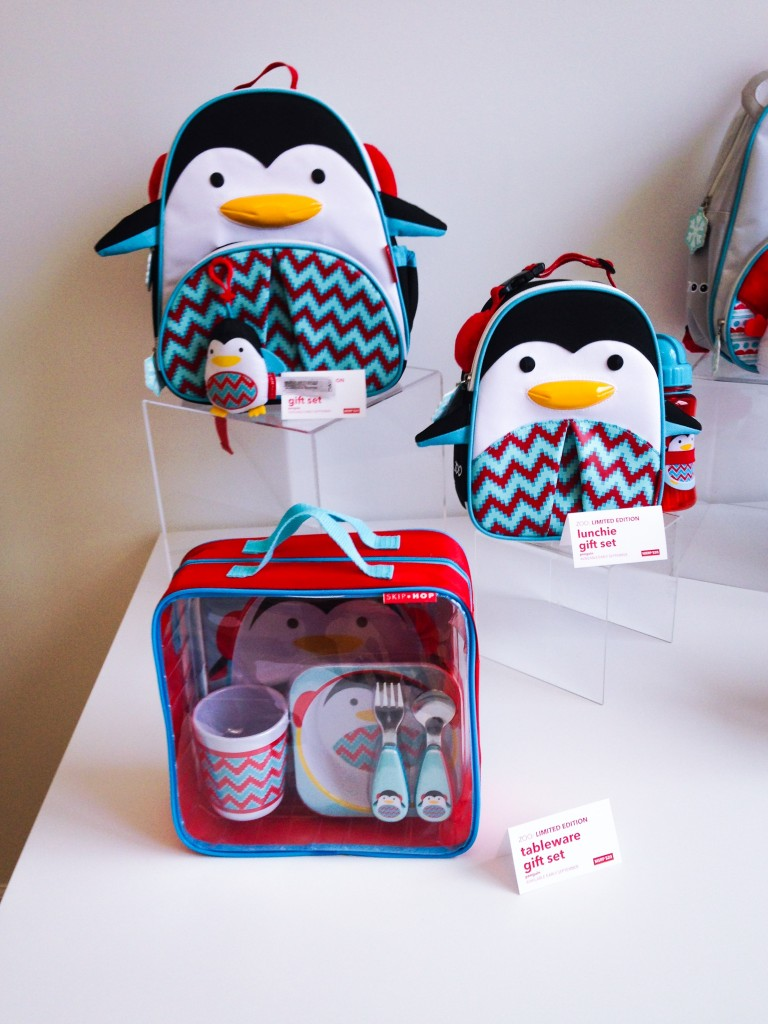 New Skip Hop Penguin gift set
