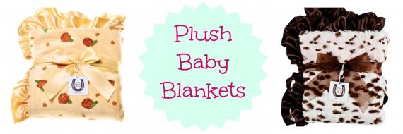 Best plush baby blankets
