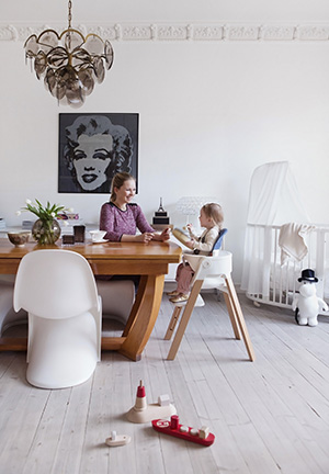 Stokke Steps Natural with Baby Set-22