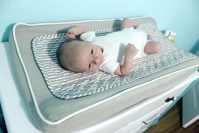oilo changing pad