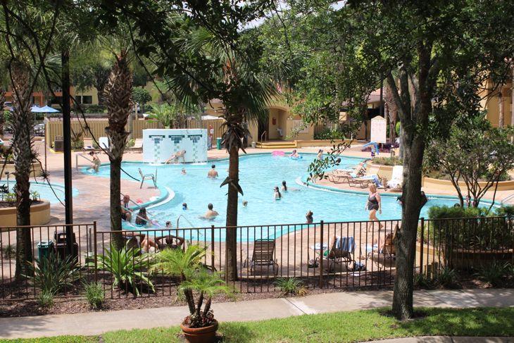 Blue Tree Resort Orlando Florida Pool