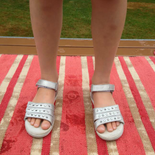 Pediped Summer Shoes for Girls