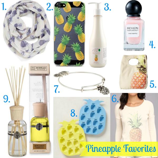 Pineapple Favorites