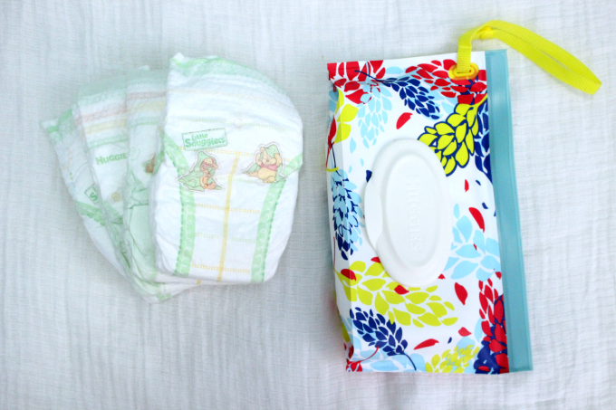 diaper bag necessities