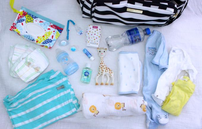 things in my diaper bag