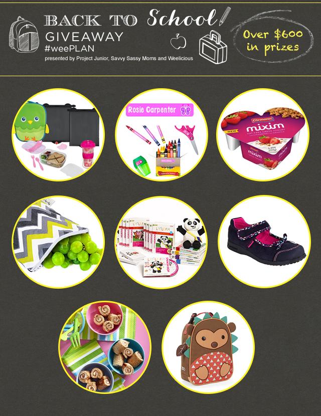 BTS weeplan Prizes
