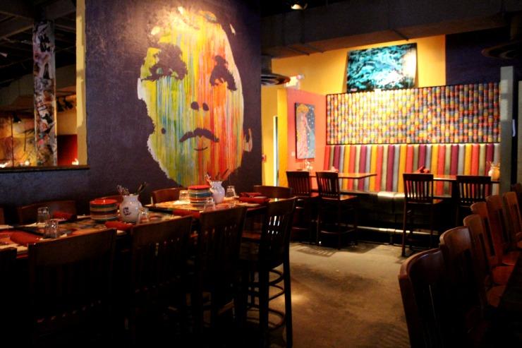 Cafe Tu Tu Tango Restaurant Orlando Florida