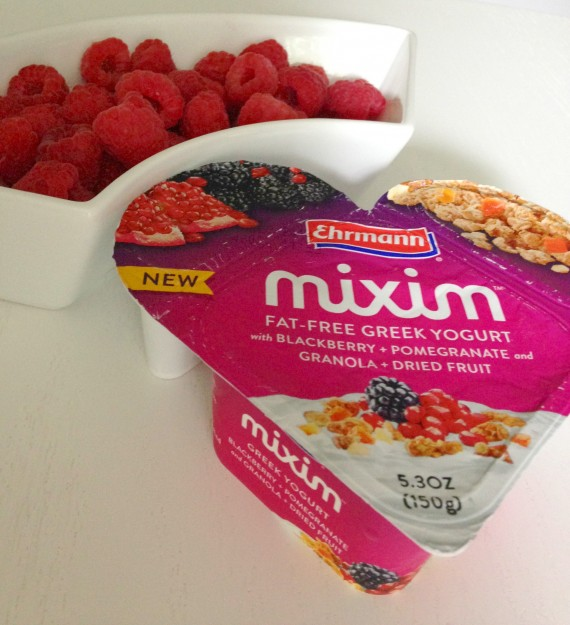 MIXIM yogurt