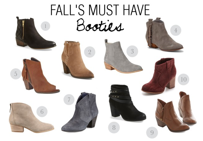 Falls Must Have Booties