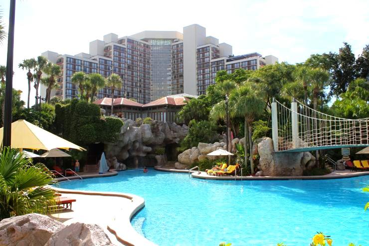 Grand Cypress Hotel Orlando