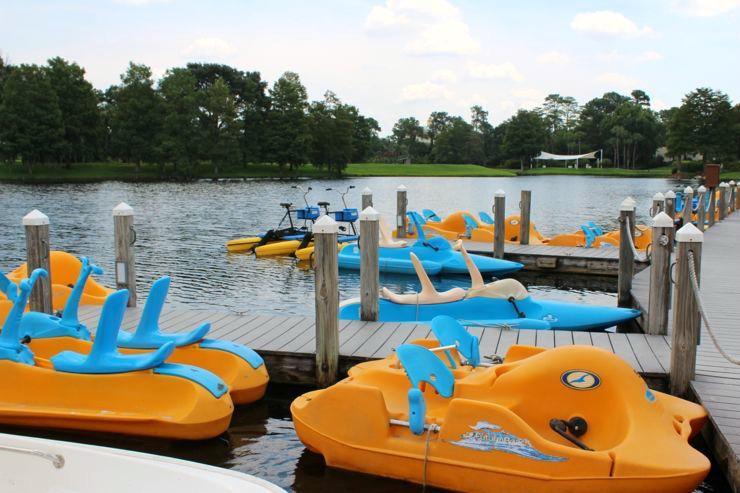Grand Cypress Water Activities Orlando Florida, hotels near disney world