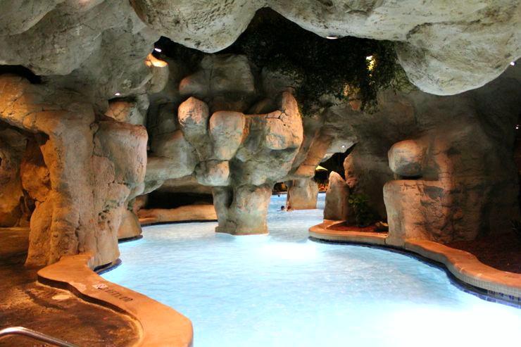 Hyatt Regency Grand Cypress Orlando Pool and Caves