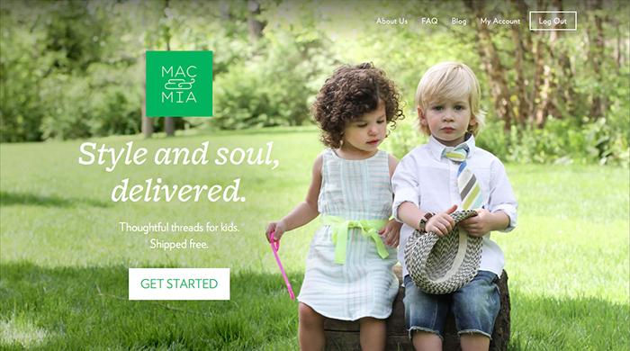 Mac and Mia