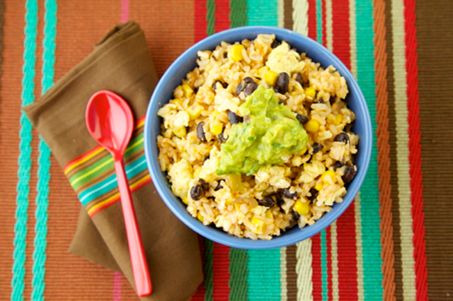 Mexican-Fried-Rice