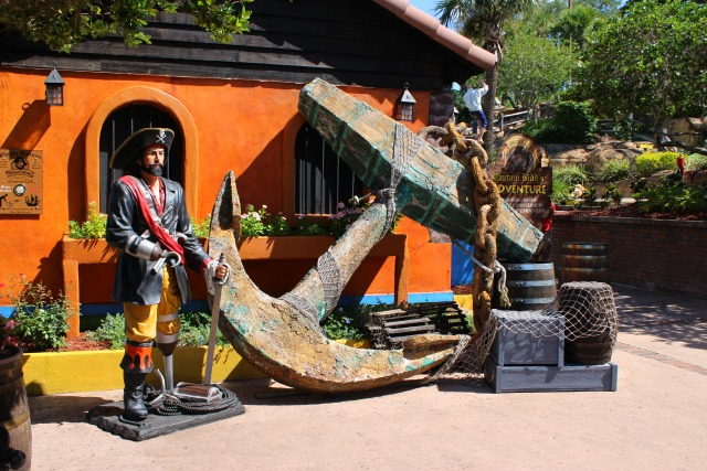 Pirates Cove Mini Golf Orlando Florida