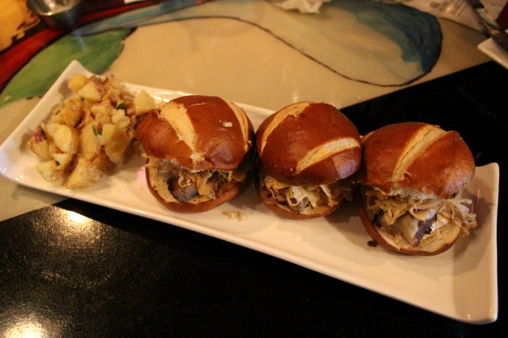 Tu Tu Tango Pork Sliders Orlando Florida