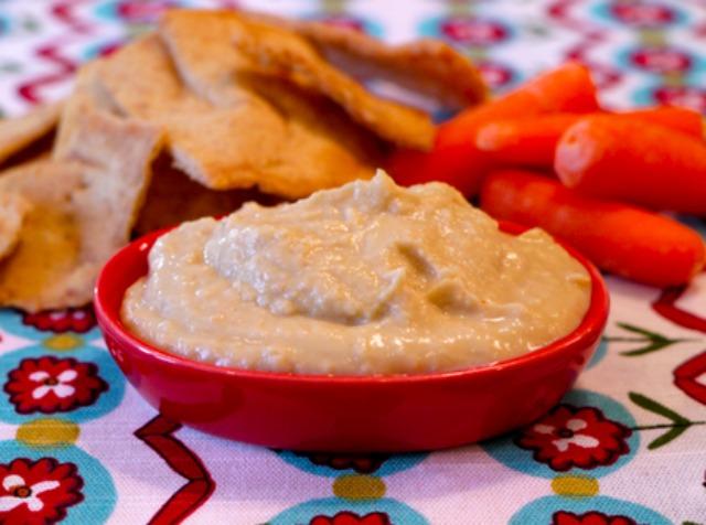 Weelicious Homemade Hummus Recipe