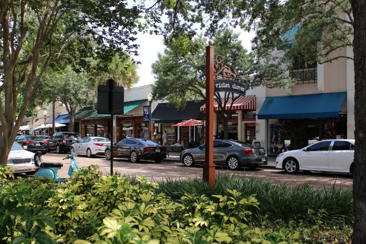 Winter Park Florida Park Avenue Shopping Dining