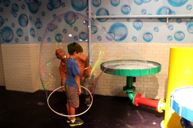 WonderWorks Bubble Room 2 Orlando Florida