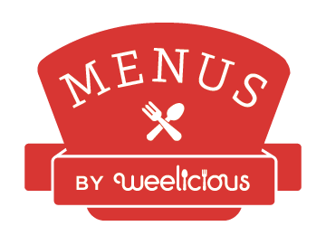 menusbyweelicious