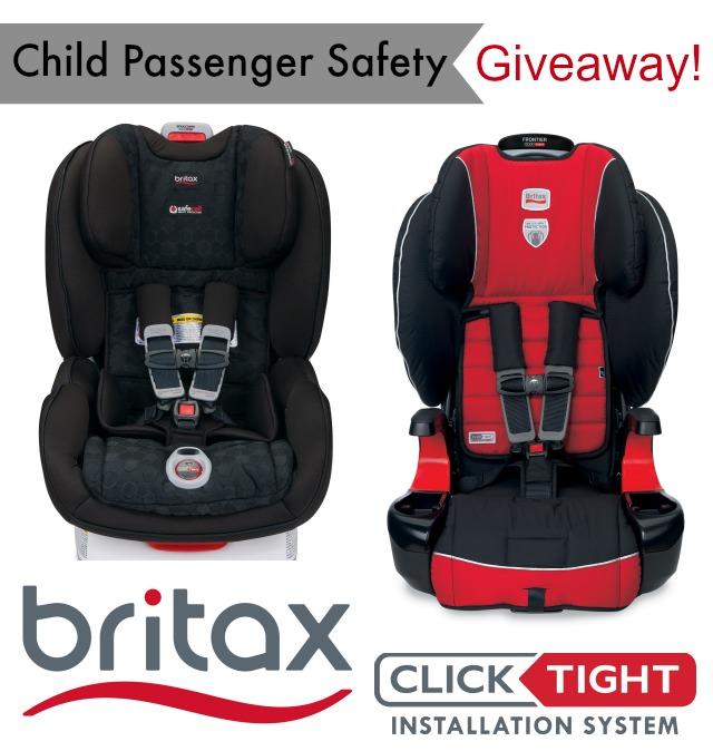 Britax Child Passenger Safety Giveaway Savvy Sassy Moms