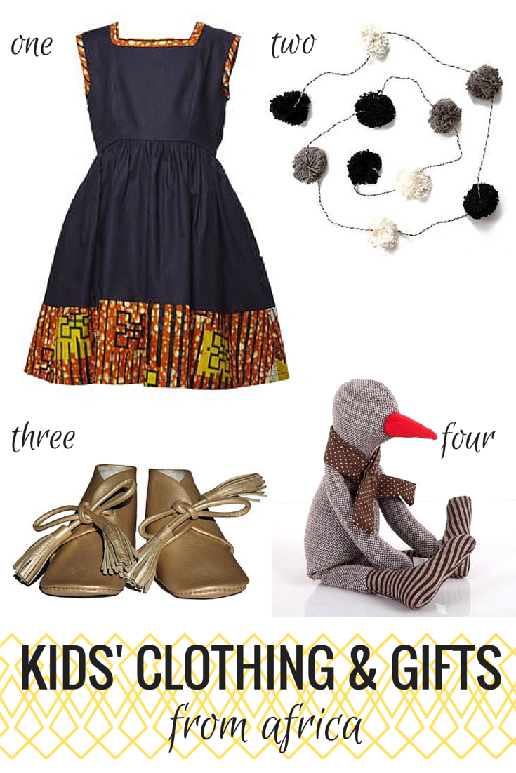 CultureBaby Favorites from Africa