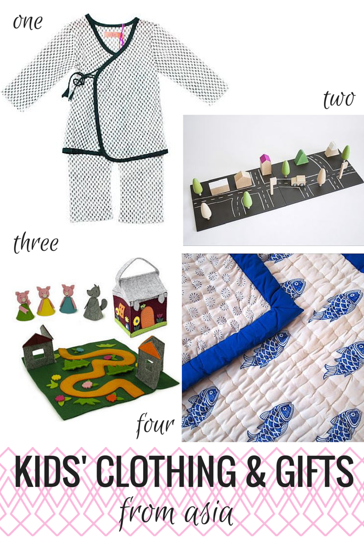 CultureBaby Favorites from Asia