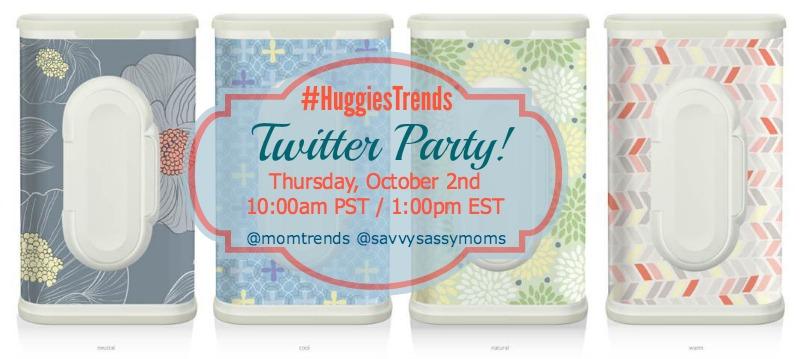 Huggies Trends Twitter Party