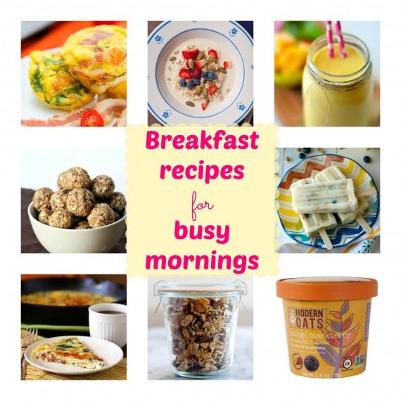 kid-friendly breakfasts