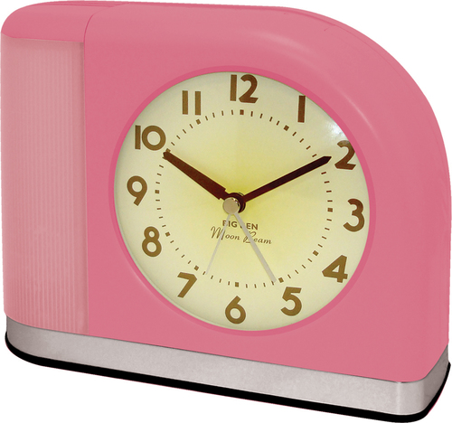 analog alarm clocks