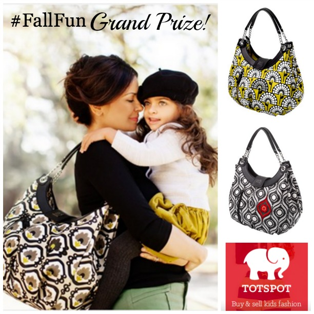 Fall Fun Grand Prize Giveaway TotSpot